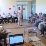 Служители придобиват умения по управление на промяната
