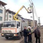 Община Черноочене намаля 2,5 пъти потреблението на ток за улично осветление с енергоспестяващи тела