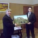 Генералният консул на Р.Турция посети община Черноочене