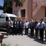 Община Черноочене получи специализирана кола за погребални нужди от Община Селчуклу