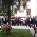 В Черноочене раздадоха на бедните месо от жертвени животни