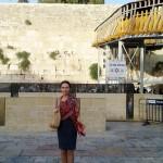 Елиф от Черноочене спечели консурс за есе и посети Израел