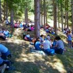Стотици участваха в молитва край Комунига
